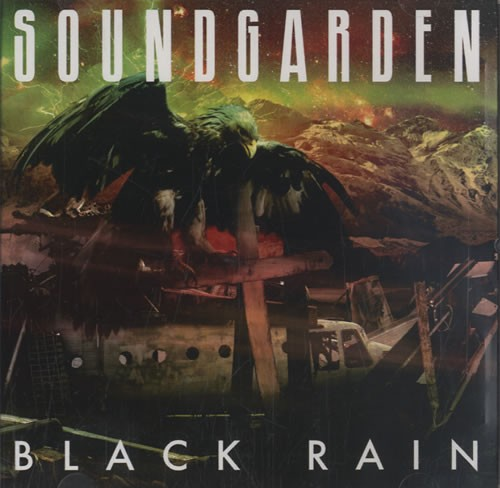 Download or print Black Rain Sheet Music Notes by Soundgarden for Guitar Tab