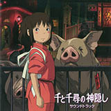 Download or print Reprise … (from Spirited Away) Sheet Music Notes by Joe Hisaishi for Piano