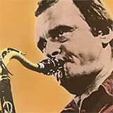 Download Stan Getz Pennies From Heaven Sheet Music arranged for Tenor Sax Transcription - printable PDF music score including 6 page(s)