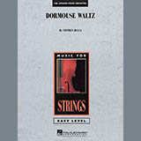 Download Stephen Bulla Dormouse Waltz - Bass Sheet Music arranged for Orchestra - printable PDF music score including 1 page(s)