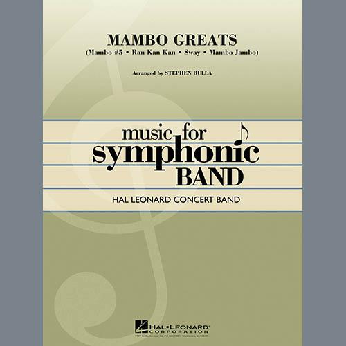 Stephen Bulla Mambo Greats - Bb Bass Clarinet pictures