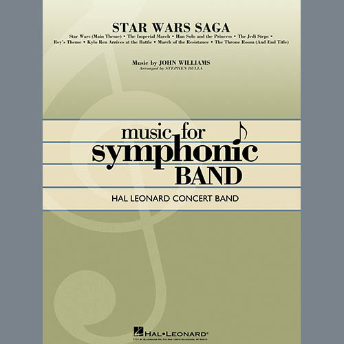 Stephen Bulla Star Wars Saga - Bb Clarinet 3 profile picture