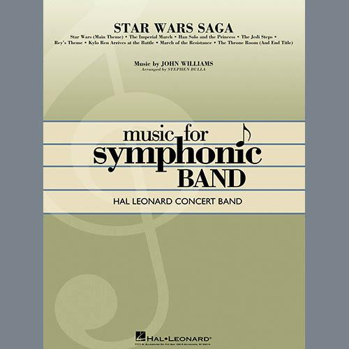 Stephen Bulla Star Wars Saga - Conductor Score (Full Score) profile picture