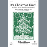 Download Stephen Roddy It's Christmas Time! Sheet Music arranged for Unison Choir - printable PDF music score including 6 page(s)
