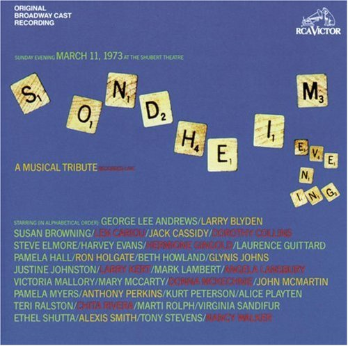 Stephen Sondheim You Could Drive A Person Crazy pictures