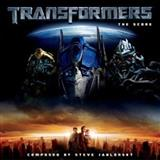 Download or print Transformers: Arrival To Earth Sheet Music Notes by Steve Jablonsky for Piano