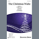Download Steve Zegree The Christmas Waltz Sheet Music arranged for SAB - printable PDF music score including 7 page(s)