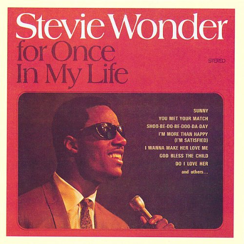 Stevie Wonder For Once In My Life profile picture