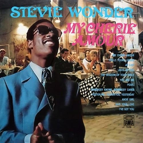 Stevie Wonder My Cherie Amour profile picture