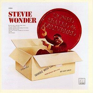 Stevie Wonder Signed, Sealed, Delivered I'm Yours profile picture