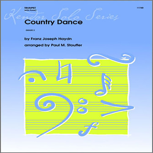 Stouffer Country Dance - Piano pictures