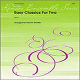Download Stouffer Easy Classics For Two Sheet Music arranged for Wind Ensemble - printable PDF music score including 6 page(s)
