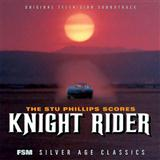 Download or print Knight Rider Theme Sheet Music Notes by Stu Phillips for Piano