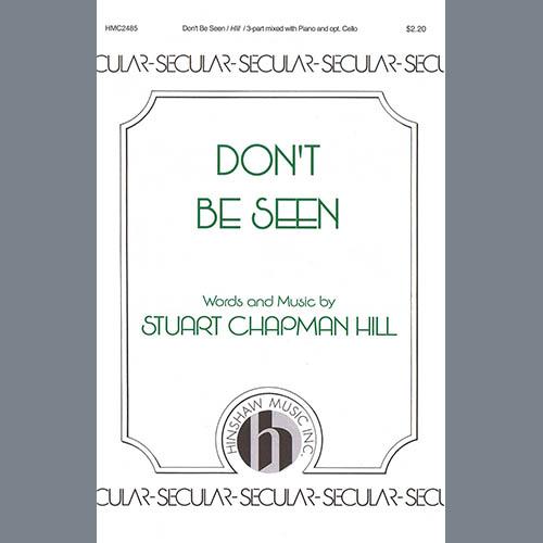 Stuart Chapman Hill Don't Be Seen profile picture