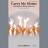 Download African-American Spiritual Carry Me Home (Swing Low, Sweet Chariot) (arr. Susan Thrift) Sheet Music arranged for Choral TTB - printable PDF music score including 6 page(s)