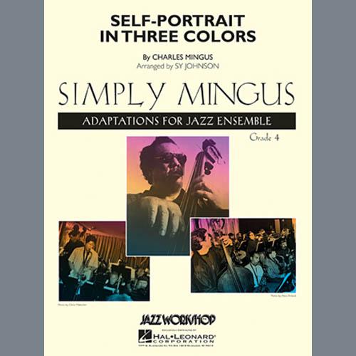 Sy Johnson Self-Portrait In Three Colors - Baritone Sax profile picture