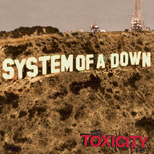 System Of A Down Toxicity profile picture