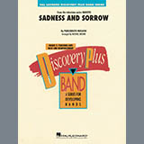 Download or print Sadness and Sorrow (from Naruto) (arr. Michael Brown) - Baritone B.C. Sheet Music Notes by Taylor Davis for Concert Band