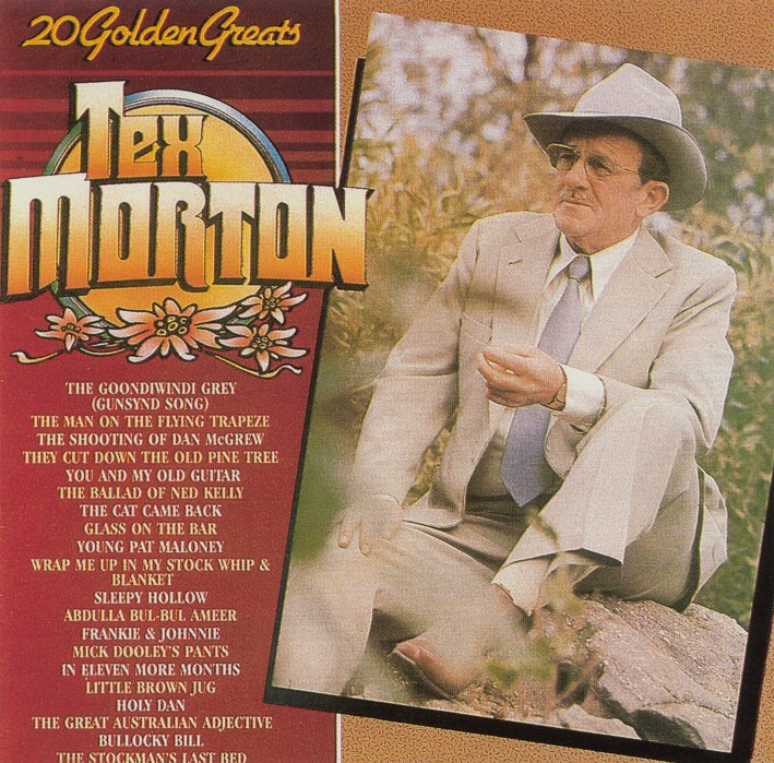 Tex Morton Goondiwindi Grey profile picture