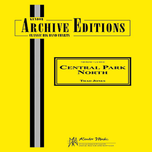 Thad Jones Central Park North - 1st Eb Alto Saxophone profile picture