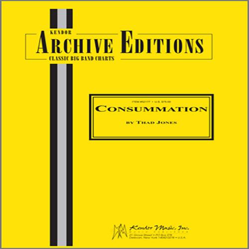 Thad Jones Consummation - 1st Eb Alto Saxophone profile picture