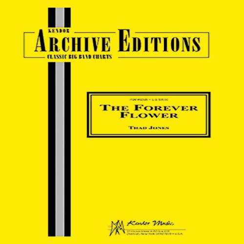Thad Jones The Forever Flower - Full Score profile picture