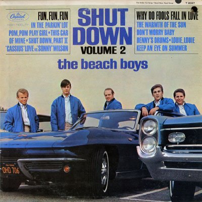 The Beach Boys Don't Worry Baby profile picture