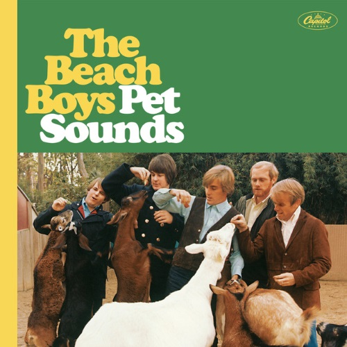 The Beach Boys God Only Knows (arr. Deke Sharon) profile picture