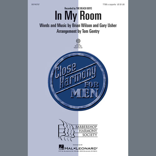 The Beach Boys In My Room (arr. Tom Gentry) profile picture