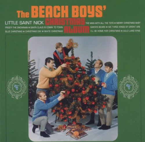 The Beach Boys Little Saint Nick pictures
