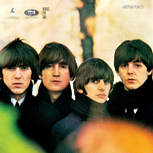 The Beatles Baby's In Black profile picture