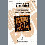 Download or print Blackbird (arr. Audrey Snyder) Sheet Music Notes by The Beatles for TB Choir