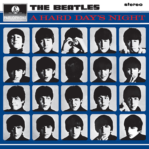 The Beatles Can't Buy Me Love pictures