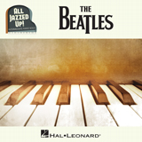 Download or print Eight Days A Week Sheet Music Notes by The Beatles for Piano