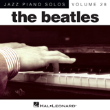 Download or print Got To Get You Into My Life Sheet Music Notes by The Beatles for Piano