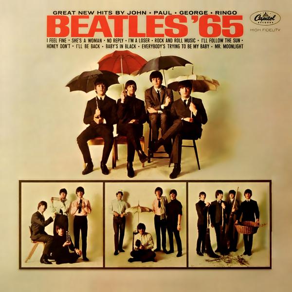 The Beatles I Feel Fine profile picture