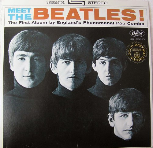 The Beatles I Want To Hold Your Hand profile picture