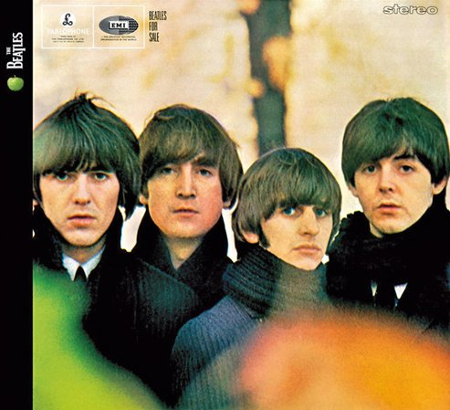 The Beatles No Reply pictures