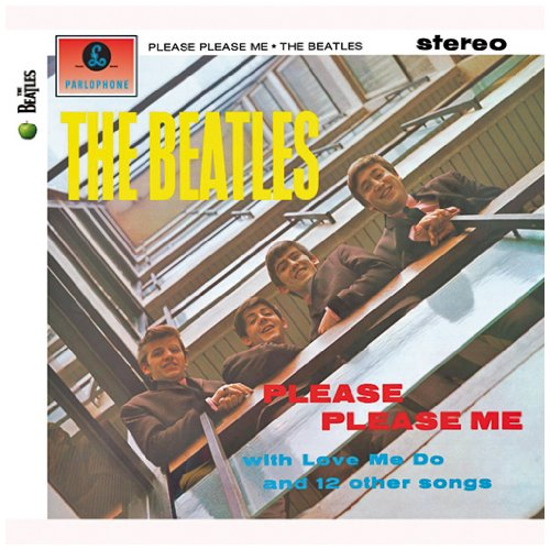 The Beatles Please Please Me pictures