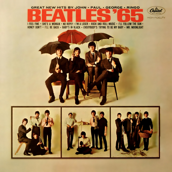 The Beatles She's A Woman profile picture