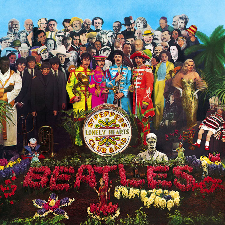 The Beatles With A Little Help From My Friends profile picture