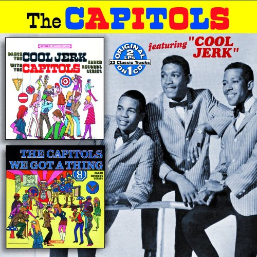 The Capitols Cool Jerk profile picture