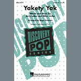 Download or print Yakety Yak (arr. Roger Emerson) Sheet Music Notes by The Coasters for TB Choir