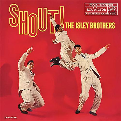 The Isley Brothers Shout pictures