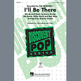 Download Audrey Snyder I'll Be There Sheet Music arranged for 3-Part Mixed Choir - printable PDF music score including 11 page(s)