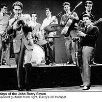 Download or print Hit And Miss Sheet Music Notes by The John Barry Seven for Piano