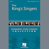 Download The King's Singers Lazybones / Lazy River (arr. Daryl Runswick) Sheet Music arranged for Choral SATBBB - printable PDF music score including 15 page(s)