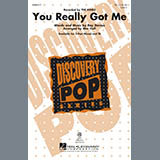 Download or print You Really Got Me (arr. Mac Huff) Sheet Music Notes by The Kinks for TB Choir
