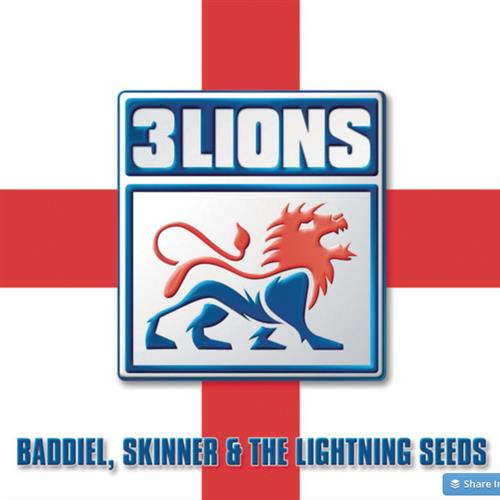 The Lightning Seeds Three Lions pictures