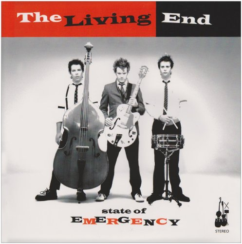 The Living End Into The Red profile picture